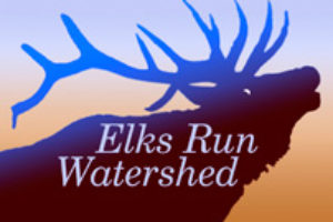 Origins of Elks Run Watershed Logo…